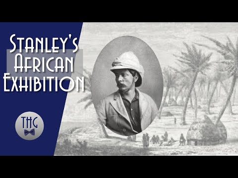 Sir Henry Morton Stanley and his expedition to Africa