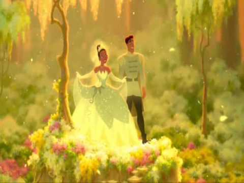 Princess And Frog Youtube