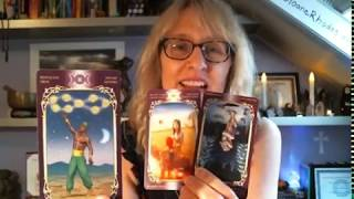 Taurus Love & Romance June  2018 Tarot and Oracle Card Reading  by Sloane Rhodes
