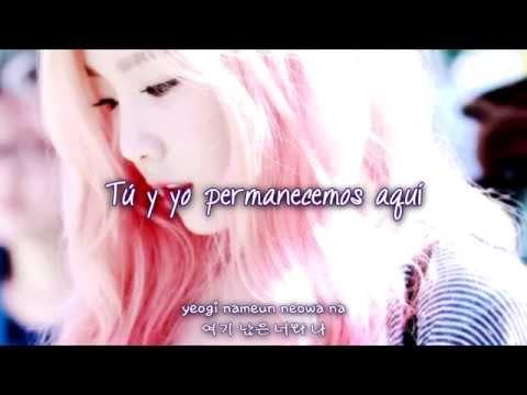 Taeyeon - Gemini [Sub Español+Rom+Han]