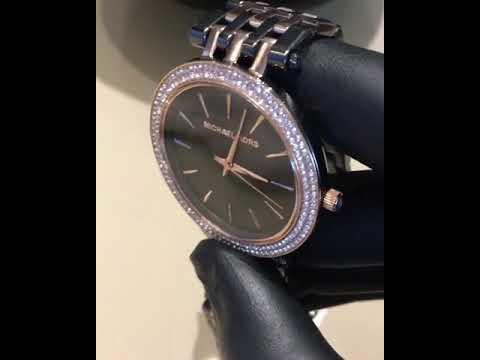 Relógio Feminino Michael Kors MK 3584 - YouTube c688f5c3d9