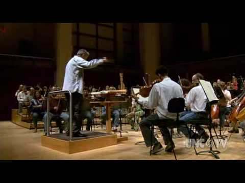 Symphony Finances - Sept '09 (presented by UNC-TV & John Dancy)