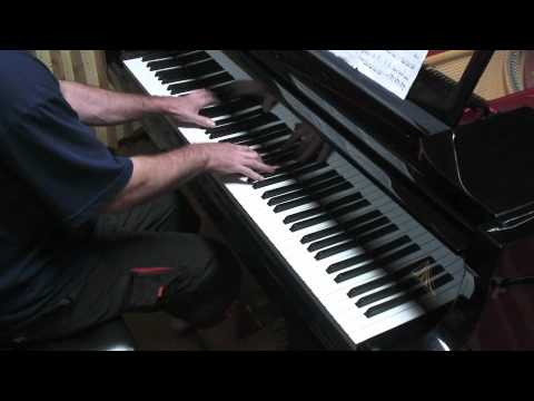 Chopin Etude Op.10 No.4 - Advanced Practice Tutorial - P. Barton, piano