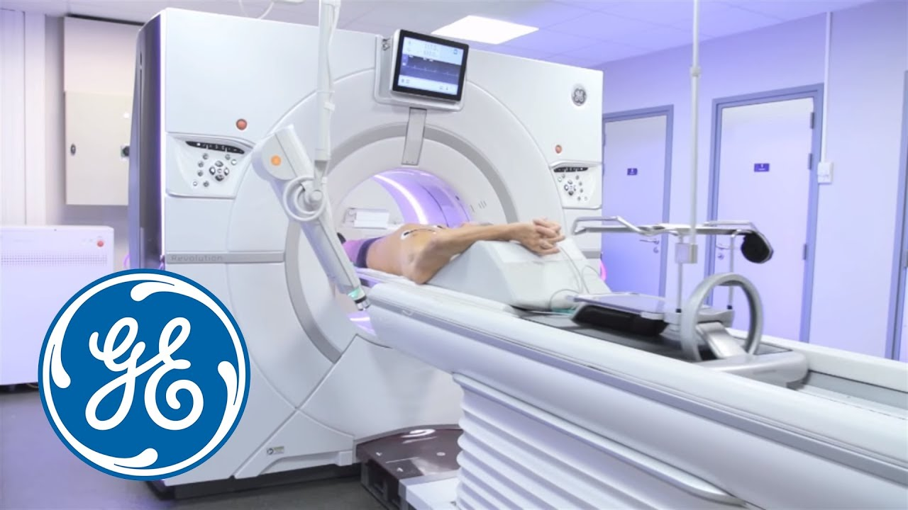 GE Healthcare Cardiovascular imaging with Revolution CT