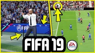 One of Vapex Karma's most viewed videos: AMAZING FIFA 19 NEW GAMEPLAY FEATURES YOU NEED TO SEE