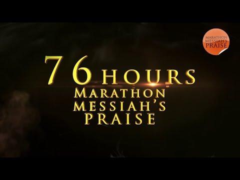 76 HOURS MARATHON MESSIAH PRAISE SWEDEN