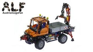 Lego Technic 8110 Mercedes Ben…