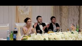 Алексей и Мария. Наша свадьба 26.11.17 2 часть