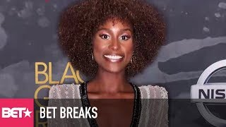 Issa Rae Pitches New Show For Fans - Bet Breaks