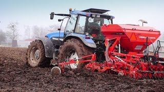Siew extreme- New Holland TM 165