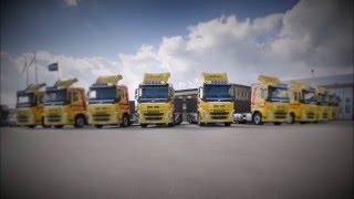 KGT hämtar 10 nya Volvo FH