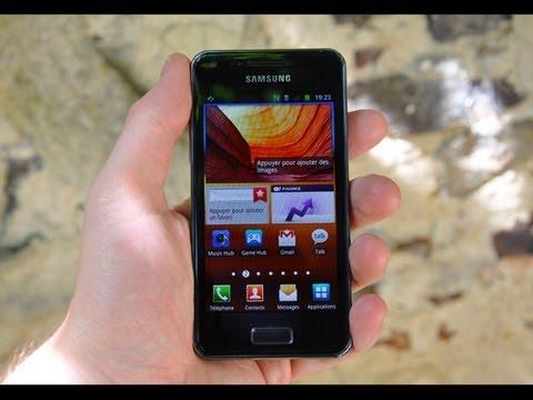 Test du Samsung Galaxy S Advance - par Test-Mobile.fr