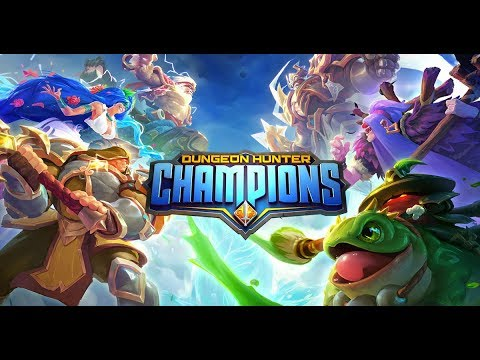 A Good Mobile Game? - Dungeon Hunter Champions!
