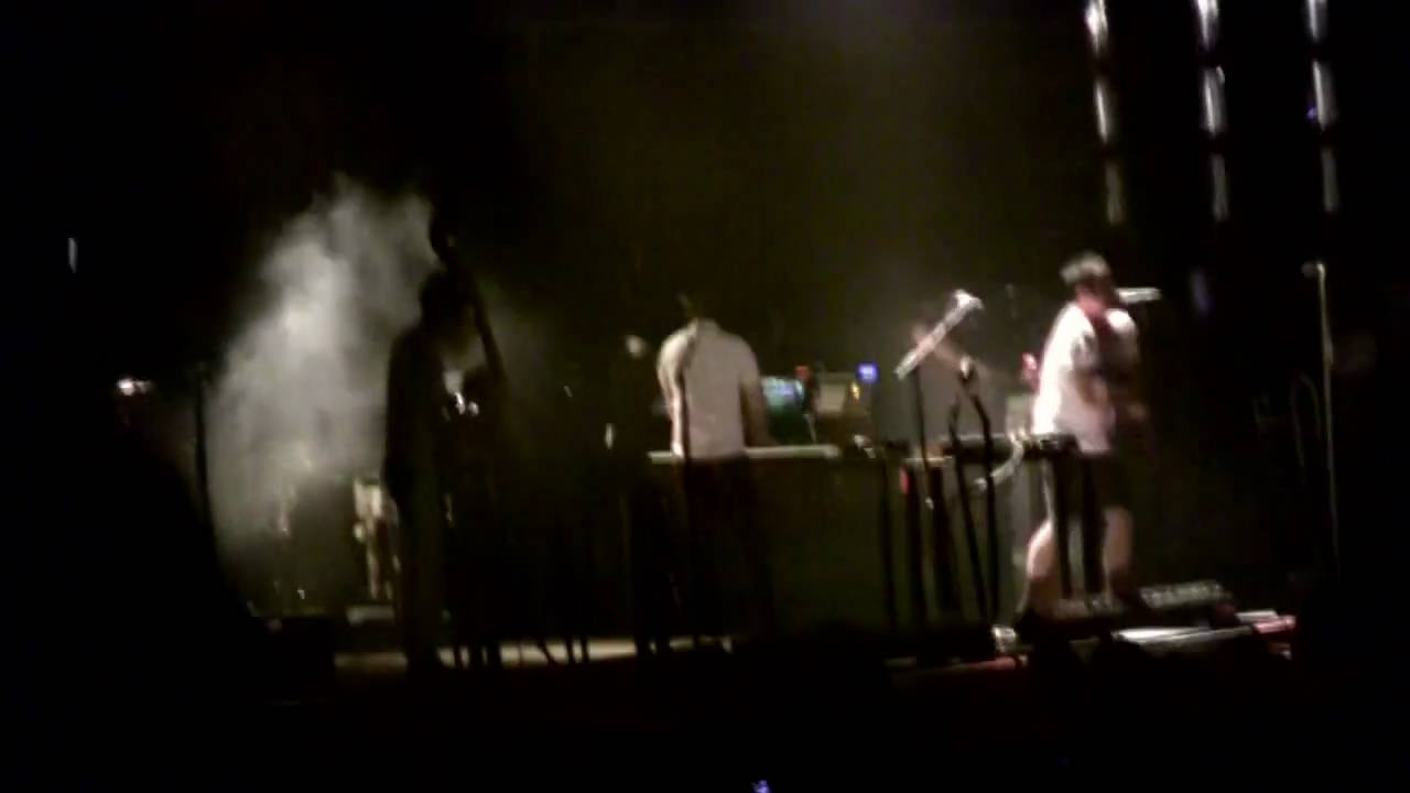 Nine Inch Nails - Something I Can Never Have - 5/15/2009 - Phoenix ...