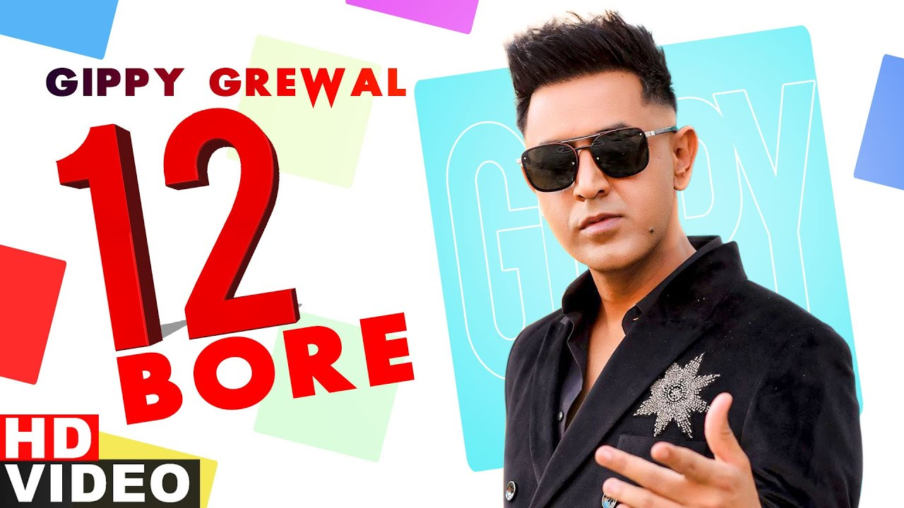 12 Bore (Full Video) | Gippy Grewal | Latest Punjabi Songs 2020 | Speed Records