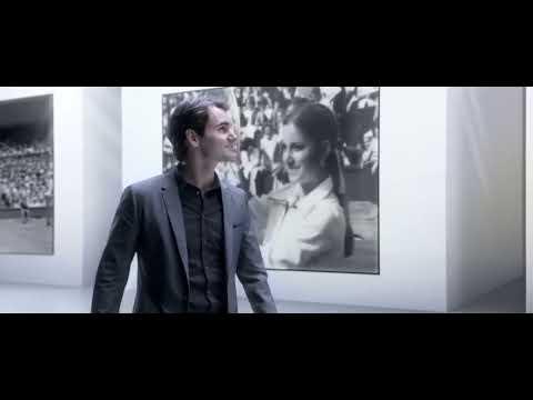 Roger Federer - Rolex Commercial