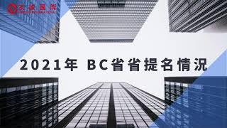 2021 BC省省提名概況 | 移民溫哥華必睇 | 移民快訊 | 友誠 | FIIC