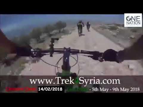 Trek 4 Syria 2018 Atlas Mountains  - Morocco