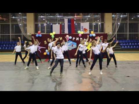 Выступление 19 отряда на танцевальном конкурсе! АРТЕК, 1 смена