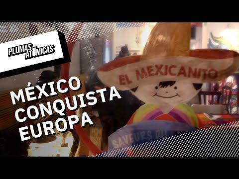 Arte y comida mexicana en el corazón de Europa