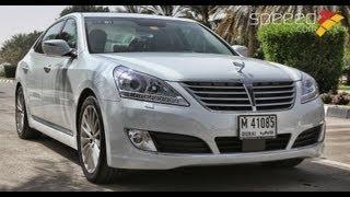 Hyundai Centennial - تجربة قيادة هيونداي سنتنيال