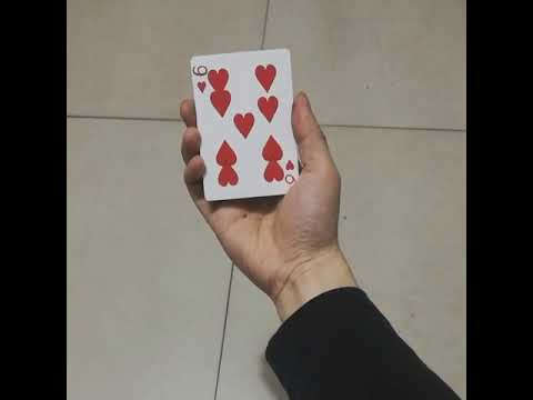 KADABRA 6 to 9 Moving Pips - Shin Lim Card Magic Gimmick