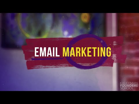 Entrepreneurial Marketing: Insights from Neil Patel / Email Marketing