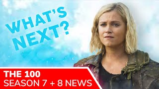 THE 100 Season 7 NETFLIX Release Date | Season 8 Renewal | New SPIN-OFF Revealed + New Cast