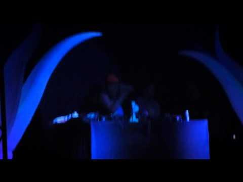 Legend & Godfather of Trance - RAJA RAM @ Hill Top, GOA, INDIA