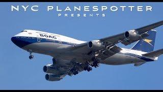 "NYC Planespotter Presents:  ""Spotting JFK Runway 31 R Arrivals, 31 L Departures""  ✈  No. 116 (4K)"
