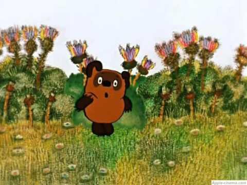 Анекдоты про Винни-Пуха и Пятачка :: Детский юмор