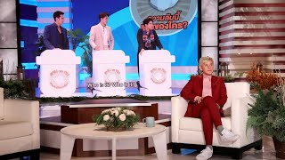 Introducing Thailand's Ellen-Inspired Talk Show!