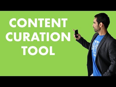 My Favorite Tool For Social Media Content Curation