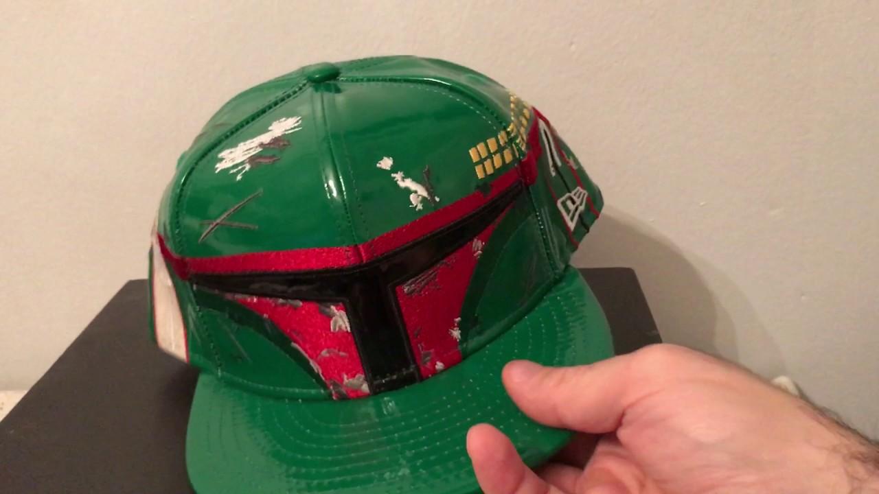 official photos 26fe1 e5877 ... order new era cap character boba fett cap star wars 02b95 0bf8f ...