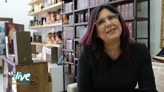 Rossella Capogrosso e il rifugio del benessere