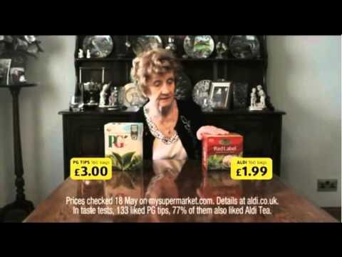 Funny Aldi Adverts