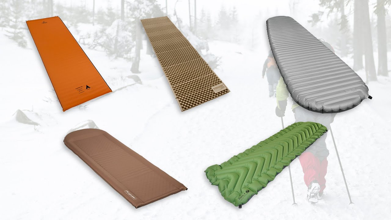 How to Choose a Sleeping Pad | 5 Best Thermarest Sleeping Pad Review ...
