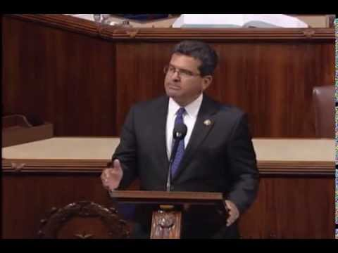 Pierluisi Addresses Congress About Medicaid Funding Cliff