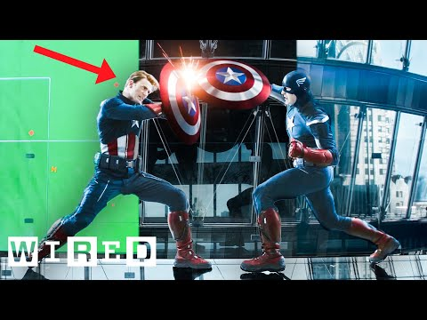 How Avengers: Endgame's Visual Effects Were Made   WIRED
