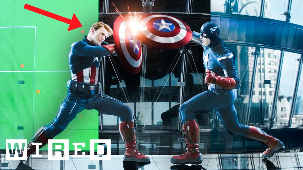 How Avengers: Endgame's Visual Effects Were Made