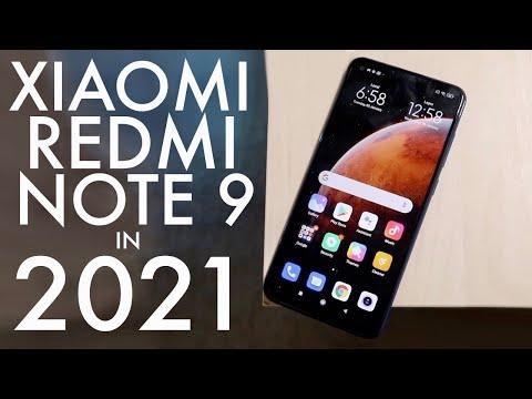 Xiaomi Redmi Note 9 In 2021! (Still Worth It?) (Review)