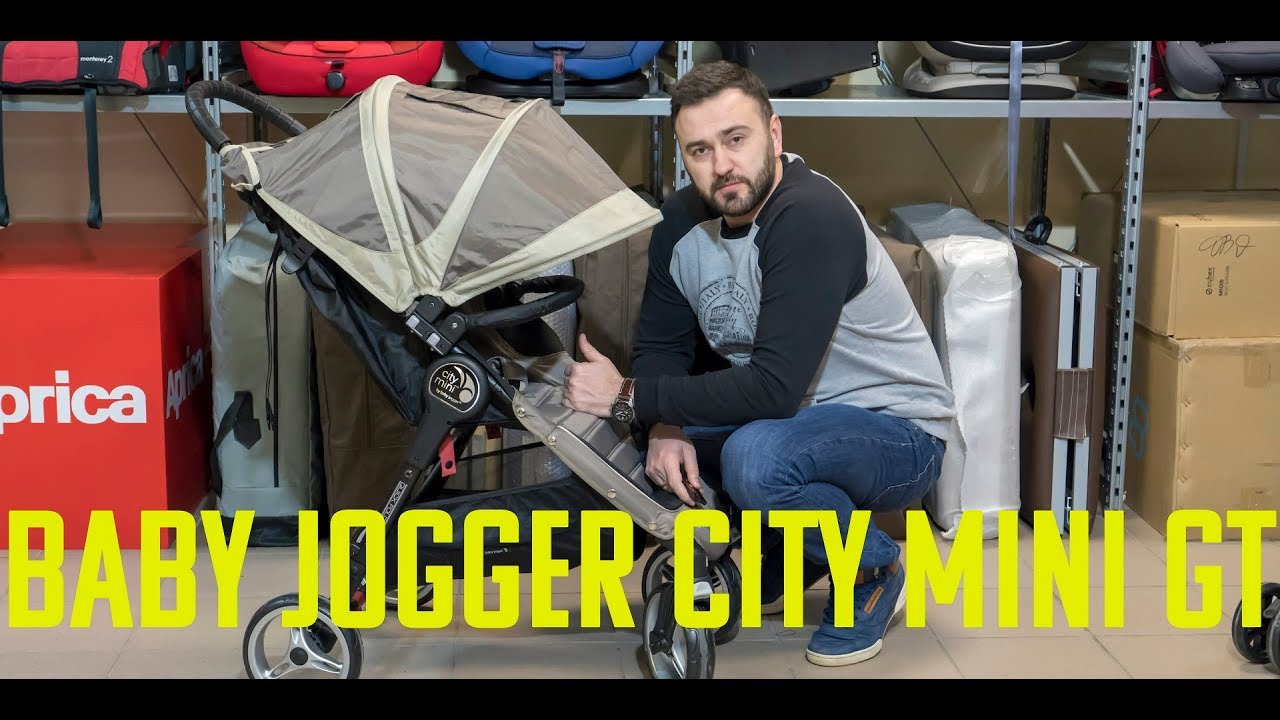 Baby Jogger City Mini 4 - YouTube