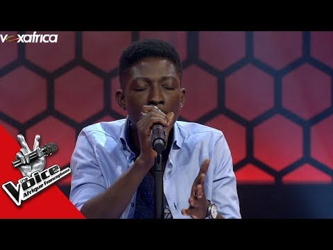 Eliote ' Sé pa pou dat ' Alan Cavé Audition à l'aveugle The Voice Afrique francophone 2017