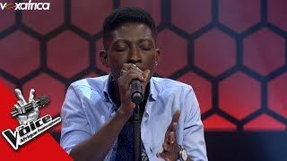 eliote sé pa pou dat alan cavé audition à laveugle the voice afrique francophone 2017