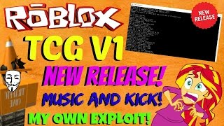 ROBLOX Exploit: TCG V1 [PATCHED!] [MUSIK, KICK UND MEHR!]
