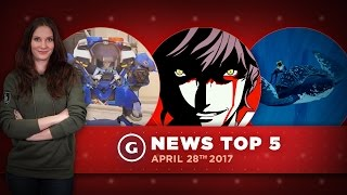 Persona 5 Streaming Drama & All The Call Of Duty: WW2 Info! - GS News Top 5