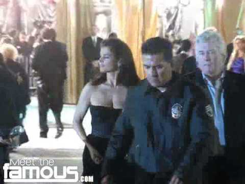 Julia Ormond s Brad Pitt support at movie premiere By Curls93