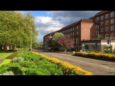 Welwyn Garden City hyperlapse / time lapse
