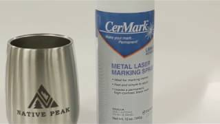 CerMark - Metal Marking with a Laser