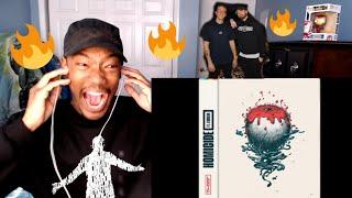 EMINEM AND LOGIC DEMOLISHED THIS SONG!!! - Logic - Homicide (feat. Eminem) (Official Audio) Reaction